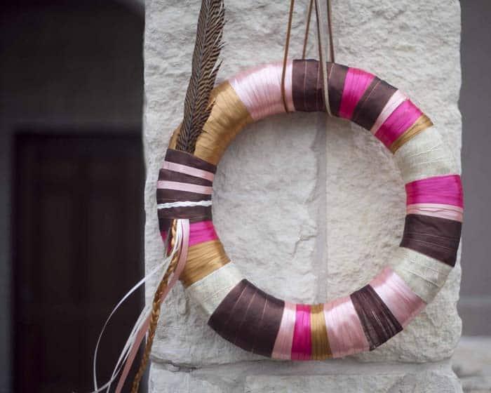 diy-ribbon-wreath