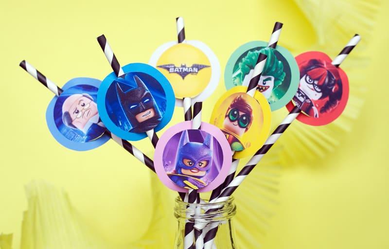 lego batman movie party