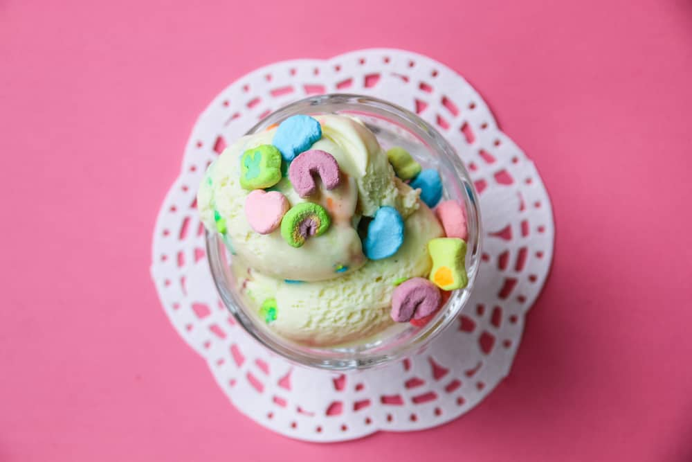 Lucky Charms Ice Cream Recipe