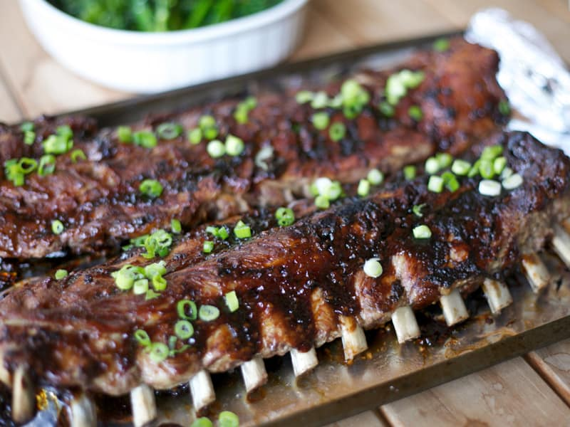 Instant Pot Korean Ribs: Pressure Cooker Baby Back Ribs