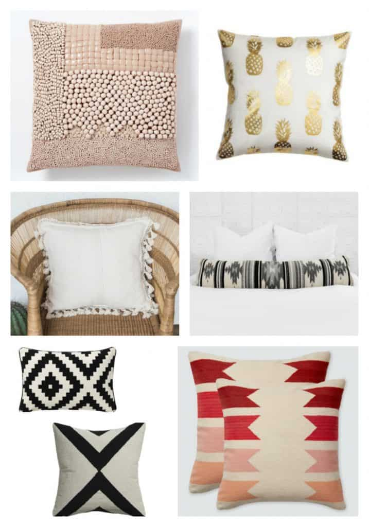 All the Pretty Pillows
