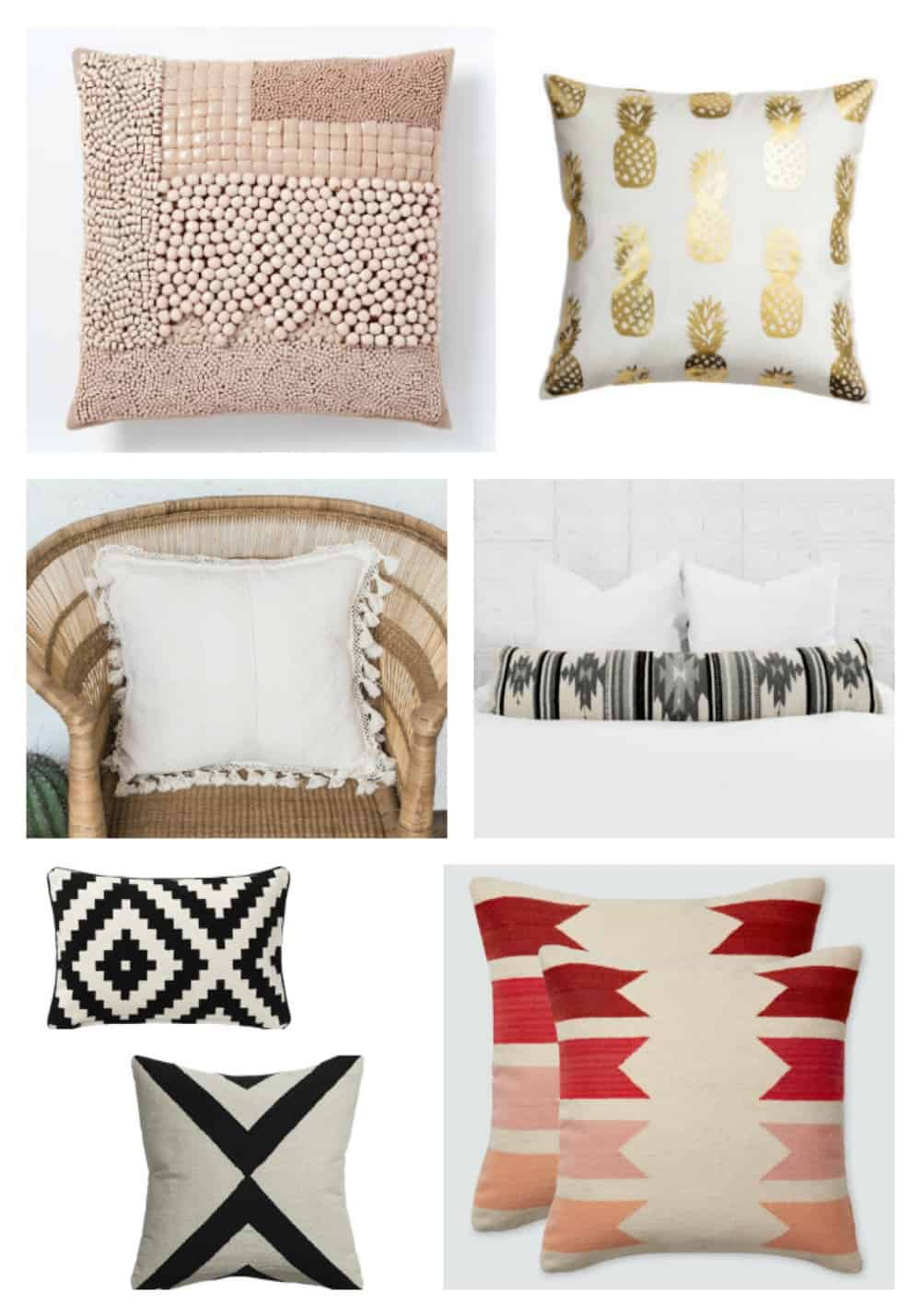 Summer Pillows