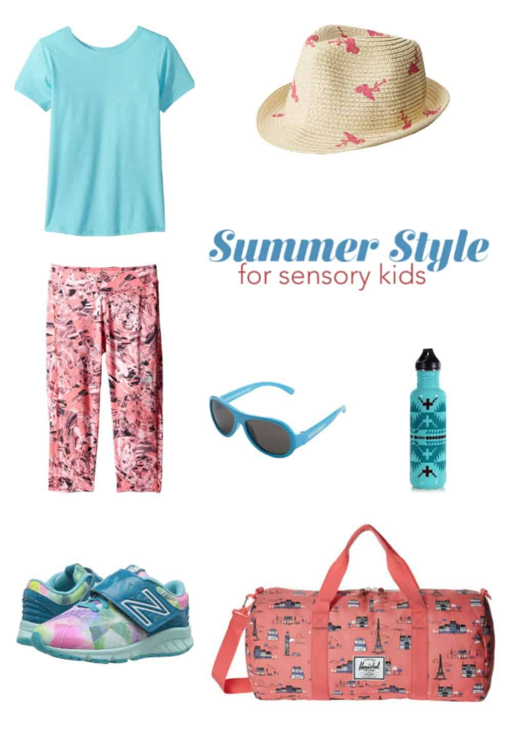 Summer Style for Sensitive Kids (and Mamas too)