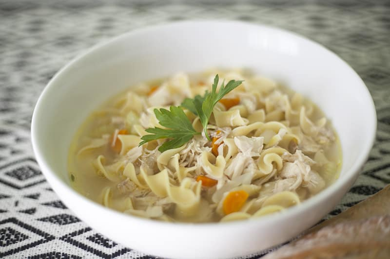 Perfect Instant Pot Chicken Broth