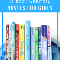 Image of the 12 Best Graphic Novels for Girls