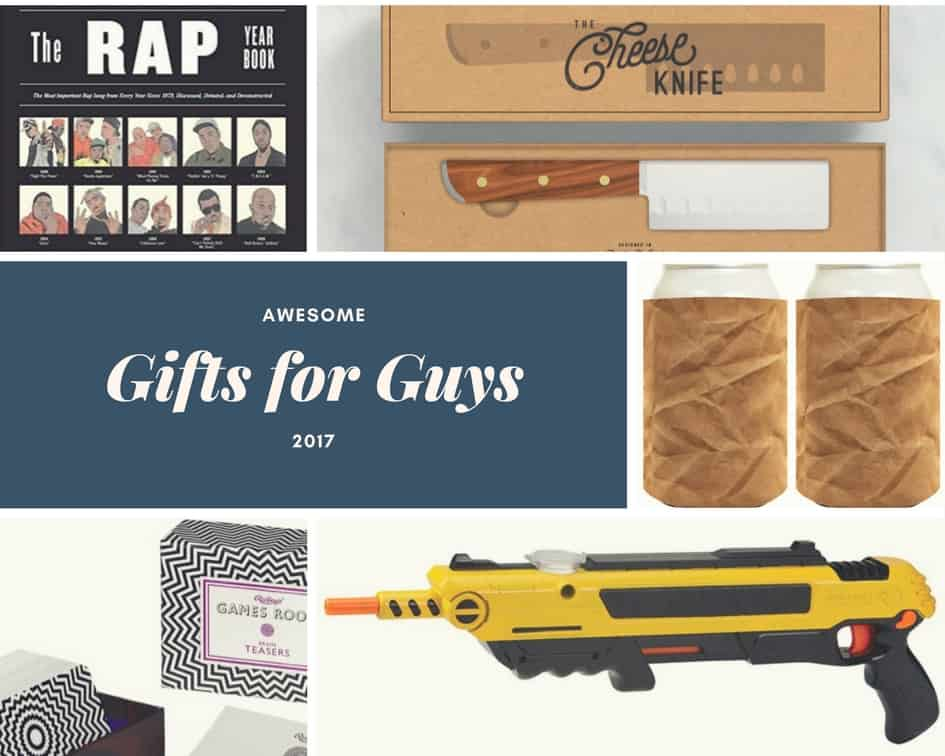 Image of Awesome Gifts for Guys 2017