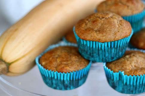 Butternut Squash Muffin Recipe