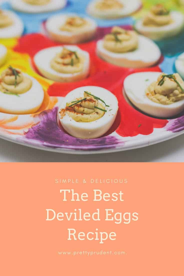 The Best Deviled Eggs Recipe: Delicious and Easy to Make