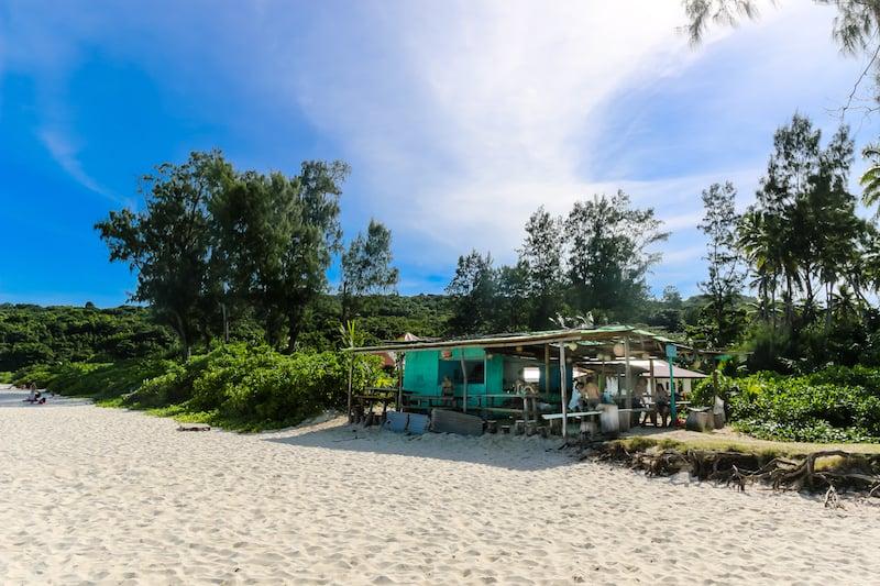 Seychelles Le Digue Anse Grande Restuarant 2