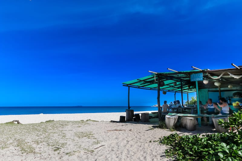 Seychelles Le Digue Anse Grande Restuarant