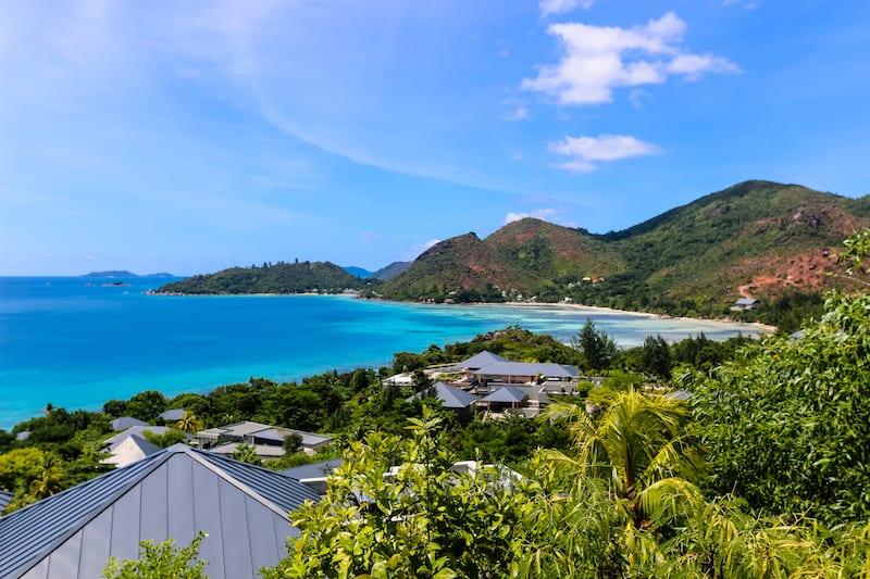 Seychelles Praslin Anse Lazio Raffles