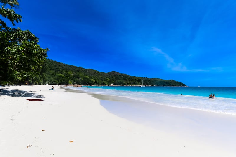 Image of Anse Lazio Beach