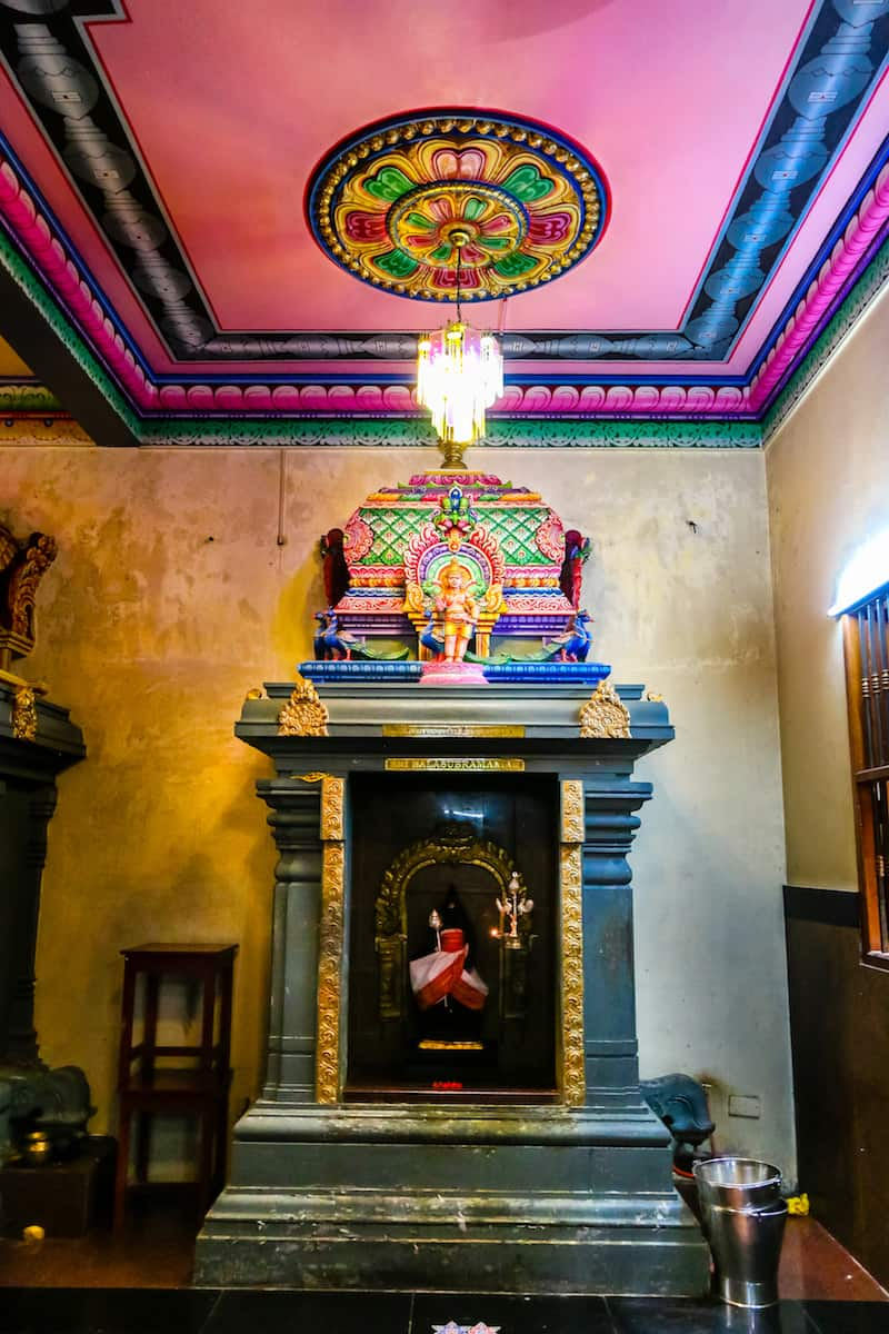 Seychelles Itinerary: Hindu Temple in Victoria