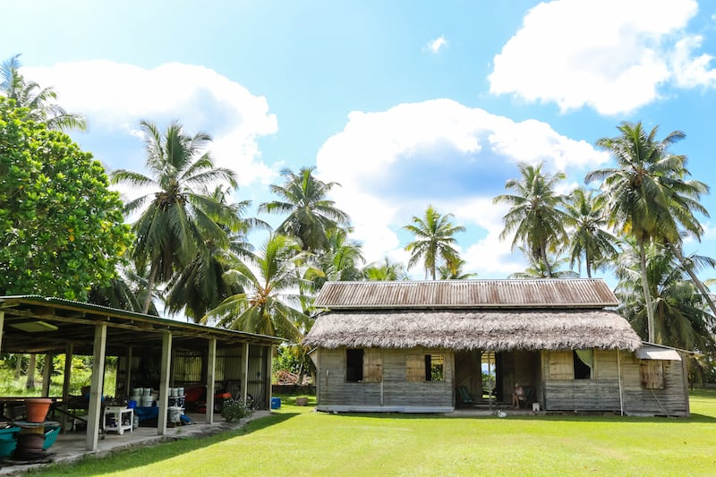 Seychelles Itinerary: Oldest House