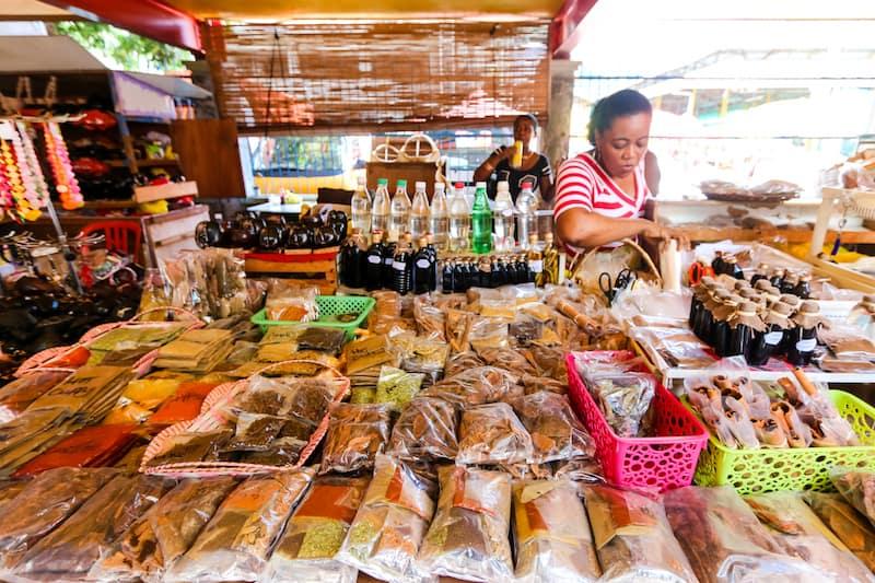 Seychelles Itinerary: Victoria Spice Market