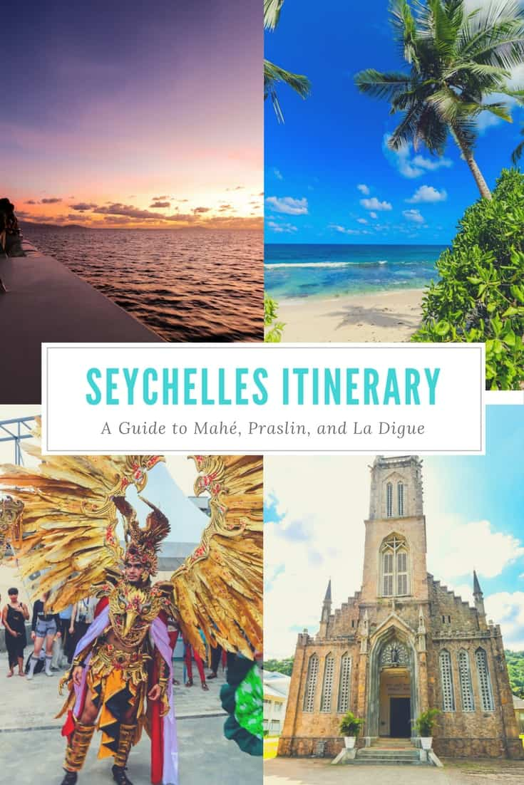 Complete Seychelles Itinerary