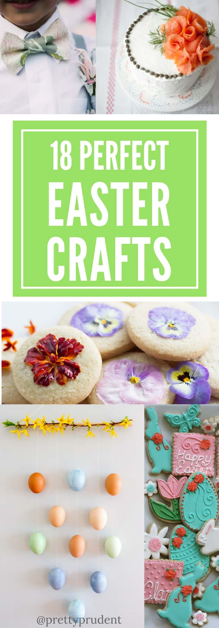 18 Easy Easter Crafts: Perfect, Simple Crafts for Easter