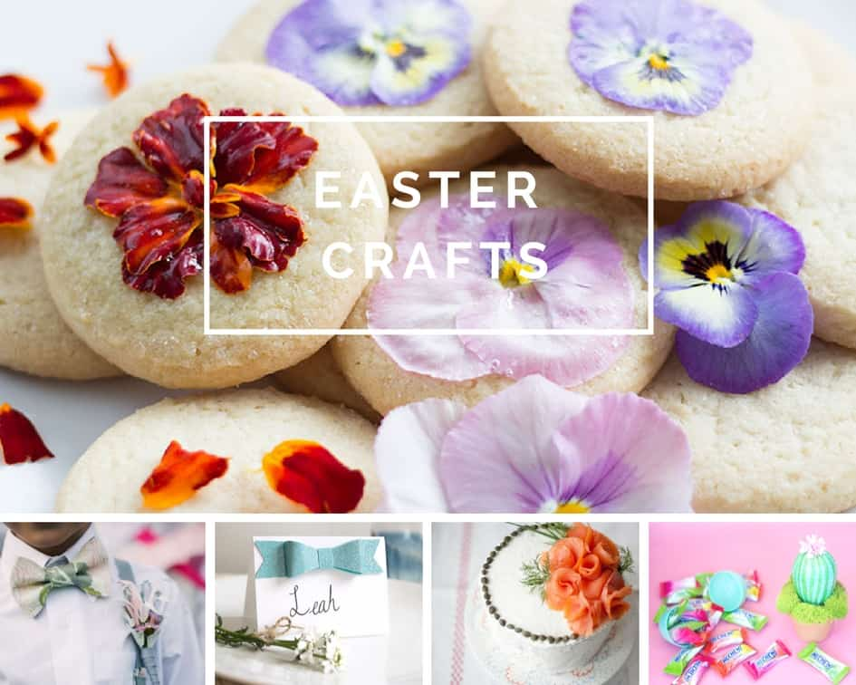 18 Easy Easter Crafts