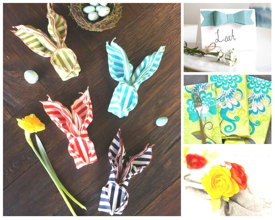 Easy Easter Crafts for the Tabletop