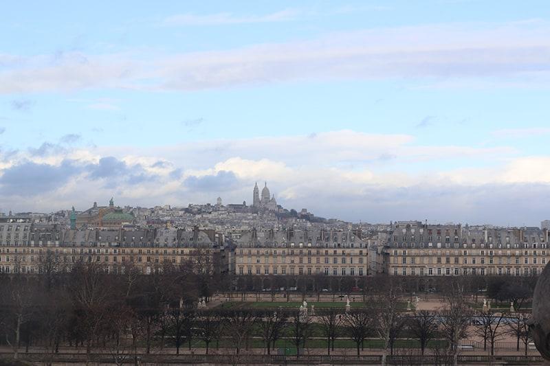 paris 4 day itinerary