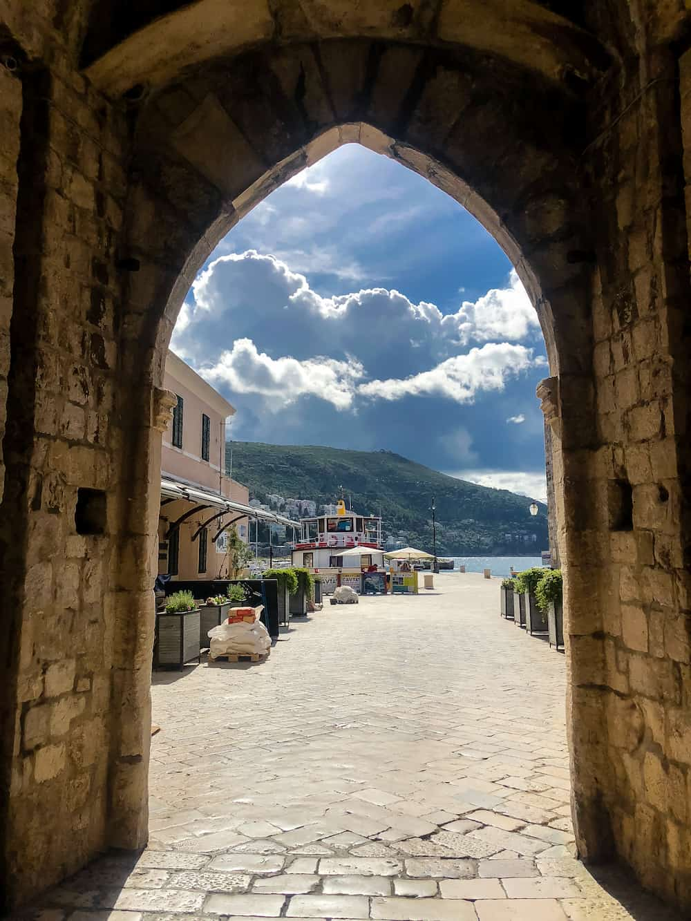 Image of Dubrovnik City Gate