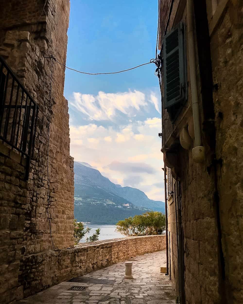 Image of Korcula Old town