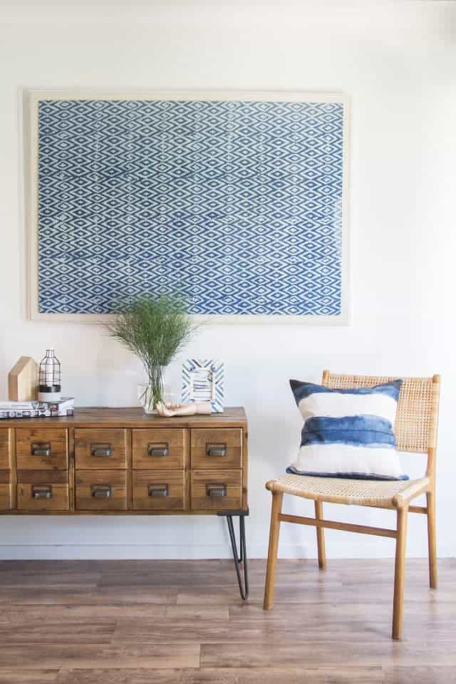 Image of Framed Rug from Loomology