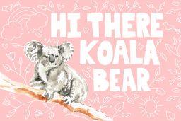 Take Home Kit – Clay Koala | Hazy Tales | 171x256