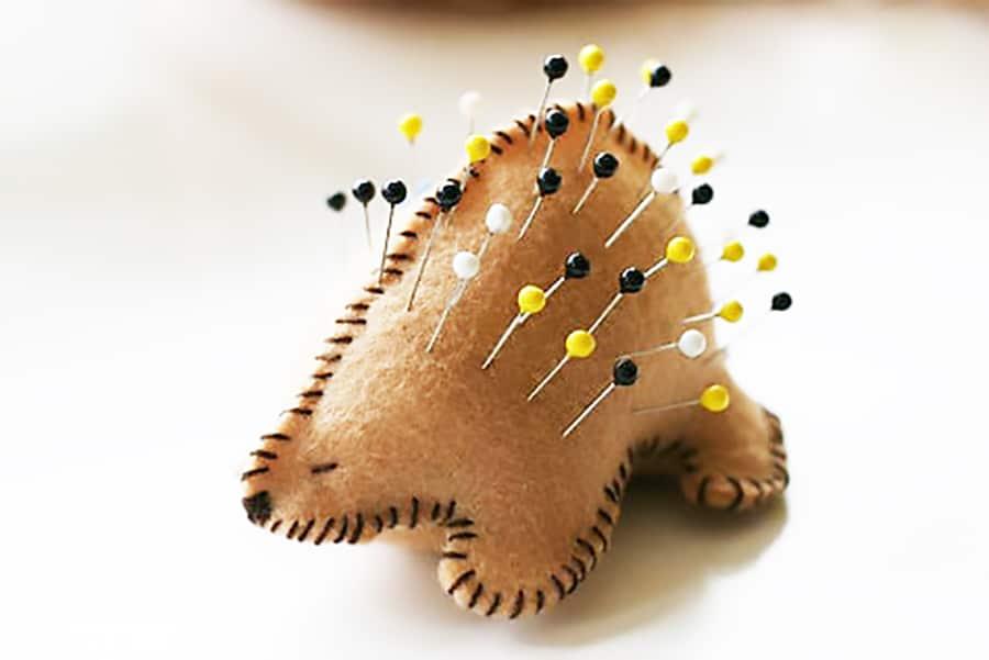 Porcupine Pin Cushion